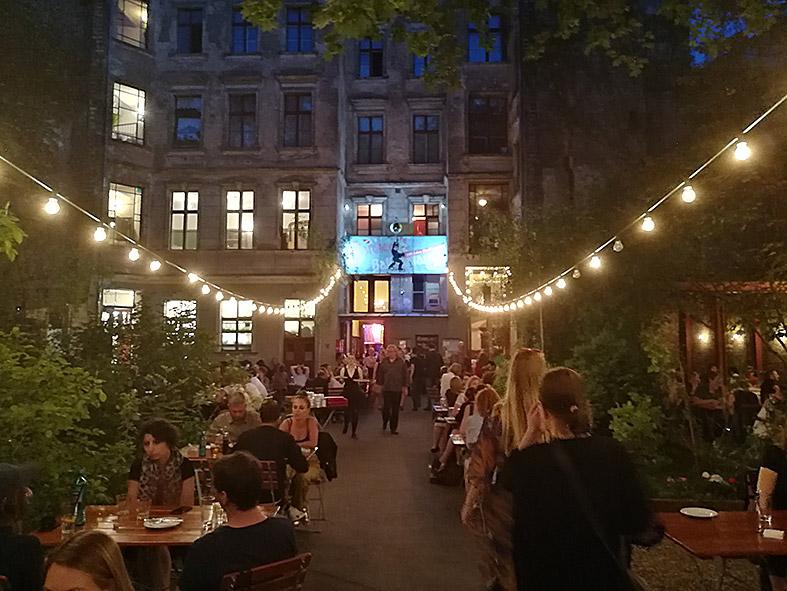 Terassiravintola Berliini